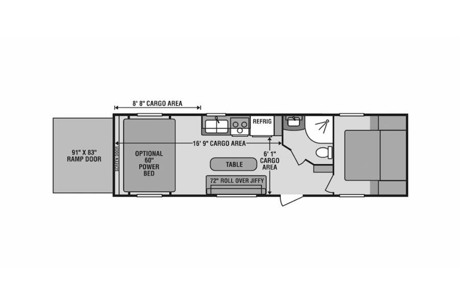 Floor plan for STOCK#9398A