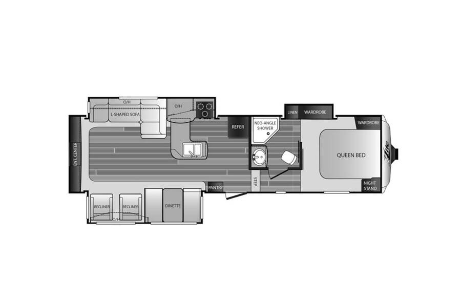 Floor plan for STOCK#9802A