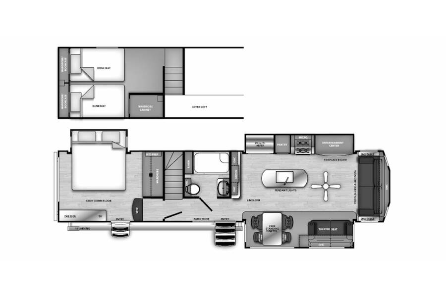 Floor plan for STOCK#10247
